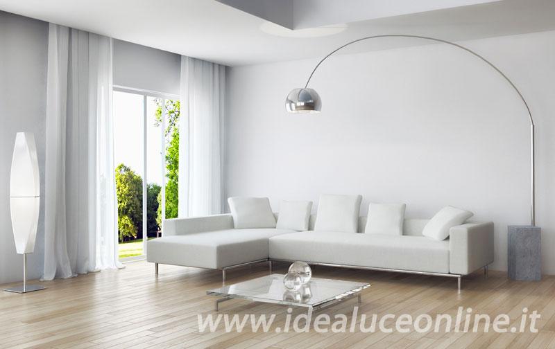 Illuminare e arredare con i lampadari - Illuminazione casa moderna ...