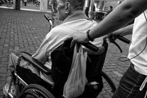 anziano assistito