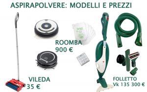 aspirapolvere-modelli-e-prezzi