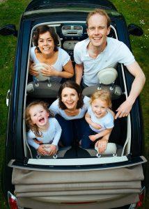 famiglia auto