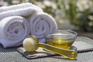 massaggio olio
